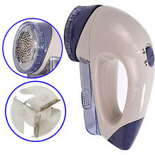Lint Remover Shaver Fuzz Off Clothes Bubble Dust Fluff Cordless Fabric Jumper