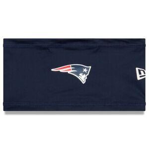 New England Patriots New Era NFL Training Skull Headband On Field Stretch Cap