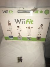 Wii Fit Plus  Balance Board Nintendo Exercise Fitness Controller w/ Game New
