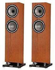 Tannoy Revolution XT 6f Floor Standing Speakers Walnut