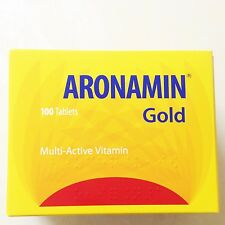 Vitamin B Complex Aronamin Gold Energy Metabolism Energy, Immune system, fatigue
