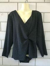 Dotti Polyester Regular Geometric Tops & Blouses for Women
