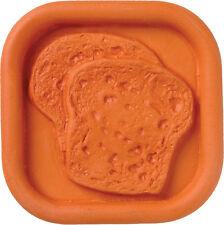 SQUARE CERAMIC BREAD SAVER ~ Keeps Bread & Buns Soft & Moist  ~ New