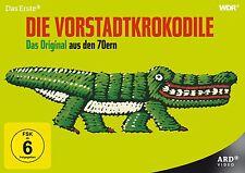 DVD * DIE VORSTADTKROKODILE - Das Original aus den 70ern # NEU OVP ^