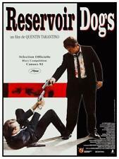 Reservoir Dogs - Poster - French - Quentin Tarantino Harvey Keitel Steve Buscemi