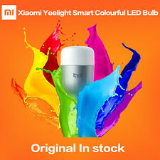 Xiaomi Mi Yeelight 9W RGB E27 LED Wireless WIFI Control Smart Light Lamp Bulb
