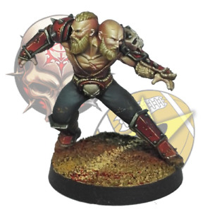 Marauder - Blood Bowl - Chaos Pact -  Fantasy Football - Star Player Miniatures