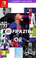 FIFA 21 LEGACY EDITION NINTENDO SWITCH NEW PreOrder 09/10/2020 NEW SEALED