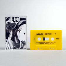 Beach House 7 Sub Pop SEVEN New Sealed YELLOW COLORED CASSETTE TAPE