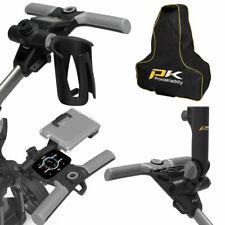 PowaKaddy Golf Trolley Universal Accessories - Fits All FX & CT Range - NEW 2021