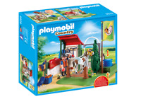Playmobil 6929 - Horse Grooming Station with Water Pump - NEW!!