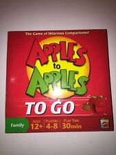 BRAND NEW IN BOX Apples to Apples To Go Family Card Board Game Kids Trip FUNNY!