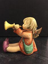 Hummel Hum 27/III Engel mit Trompete Oh du fröhliche Goebel Figur Hummelfigur