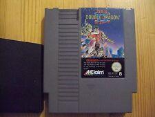 DOUBLE DRAGON 2 : The Revenge. Nintendo NES (Sega,Atari,Nintendo) VGC/TBE !