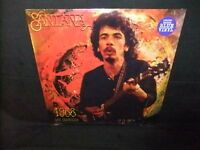 Santana Live 1968 San Francisco Sealed New Blue Vinyl LP Classic Jams