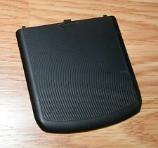 *Replacement* Black Battery Cover / Door For Pantech Crux CDM8999VW Cell Phone
