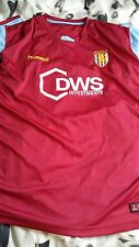 Aston Villa Camiseta De Fútbol Hummel