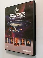 Star Trek the Next Generation 4a Stagione vol 1 Dvd serie TV 4 epis Fantascienza