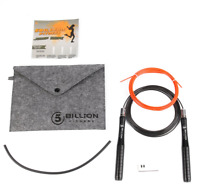 5BILLION Automatic Closure Jump rope and  ball bearings speed jump rope exercise