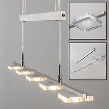 LED Design  Esszimmer Lampen Wohn Zimmer Leuchten Hängelampe Höhenverstelbar