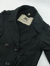 Burberry London Trench Rain Coat Mac Womens Size UK 8 | USA 6 | Small S Jacket