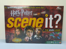 Scene It Harry Potter Board Game 2005 Mattel The DVD Game - Complete