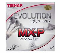 Tibhar Evolution MX-P Table Tennis Ping Pong Rubber Sponge