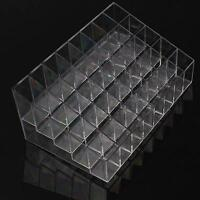 Hot 40 Grids Stand Display Lipstick Make Up Cosmetic Box Organizer Holder Case