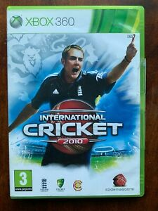 International Cricket 2010 Xbox 360 Sports Game Videogame