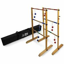 Ladder Toss Double Ball Game Sports & Outdoors Games Activities Leisure Room