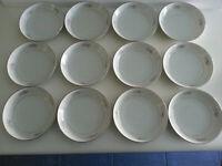 Royal M Mita JOANNE fruit/salad Plate Lot 12 M123
