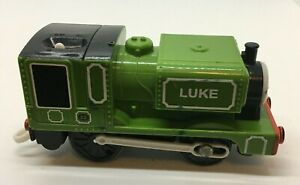 Thomas & Friends Trackmaster Motorized LUKE 2011 Gullane Limited Addition Works