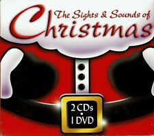 Sights & Sounds of Christmas CD DVD Set Video Celtic Christmas Carols Nutcracker