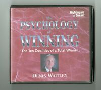 The Psychology of Winning: The Ten Qualities of a Total Winner - Denis Waitley