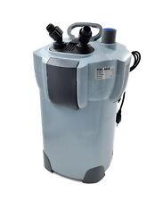 USED VERY GOOD 200 Gallon Aquarium Canister Filter UV 9w UV Sterilizer HW-404B