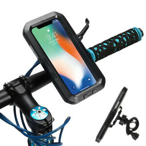 Motorcycle Bicycle Phone Holder Waterproof Bike Stand for iPhone 12 Pro Max XS X