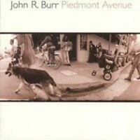 John Burr, John Burr R - Piedmont Avenue [New CD]