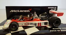 1976 McLaren Ford M23 - James Hunt in 1:43 Scale by Minichamps  530764321