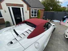 09-16 Audi R8 Spyder Convertible Mohair Soft Top Hood Roof Fitted *Mobile*