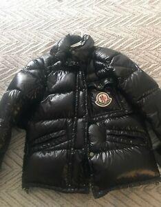 Moncler Jacket (Black w/ Tags) Authentic