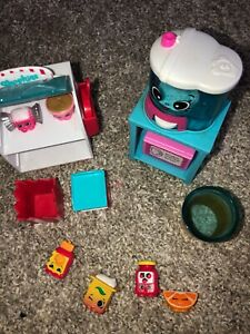 Lot of SHOPKINS Food Fair CANDY COLLECTION lot