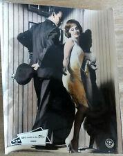 altes Aushangfoto GEH NACKT IN DIE WELT Gina Lollobrigida