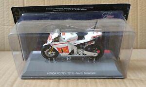 HONDA RC212V, 1/18 MOTOGP MOTORCYCLE DIECAST, MARCO SIMONCELLI ,2011, MIB