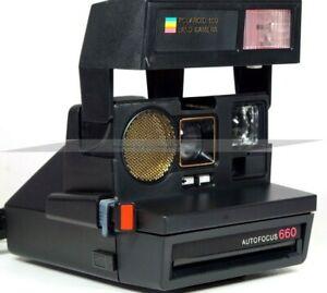 Polaroid AUTOFOCUS 660 - GEPRÜFT & GETESTET (H1P)