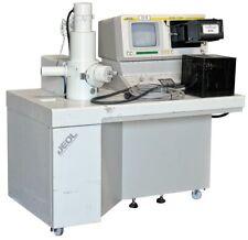Jeol Jsm 5200 Laboratoryindustrial Sem Scanning Electron Microscope System