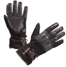 Motorrad Handschuhe Modeka Tacoma schwarz Gr. 10