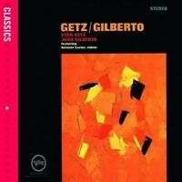 JOAO GILBERTO/STAN GETZ (SAX) - GETZ/GILBERTO [BONUS TRACKS] NEW CD