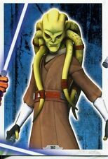 Star Wars Force Attax Series 3 Card #167 Jedi Knight #2