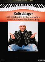 Klavier Noten : Kultschlager - leichte Mittelstufe bis mittel HEUMANN  Schlager