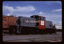 Original Slide Mexico Anahuac Brand New GE85T In 1983 At Laredo TX
